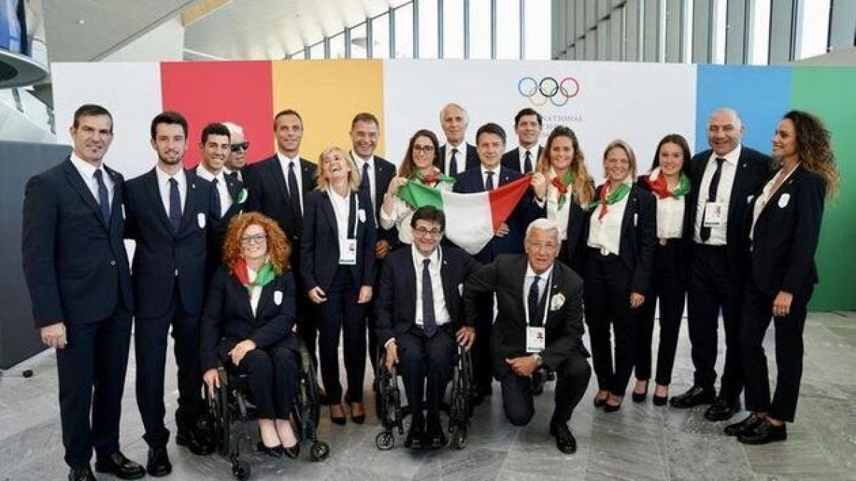 L'entusiasmo olimpico unisce tutti ma…