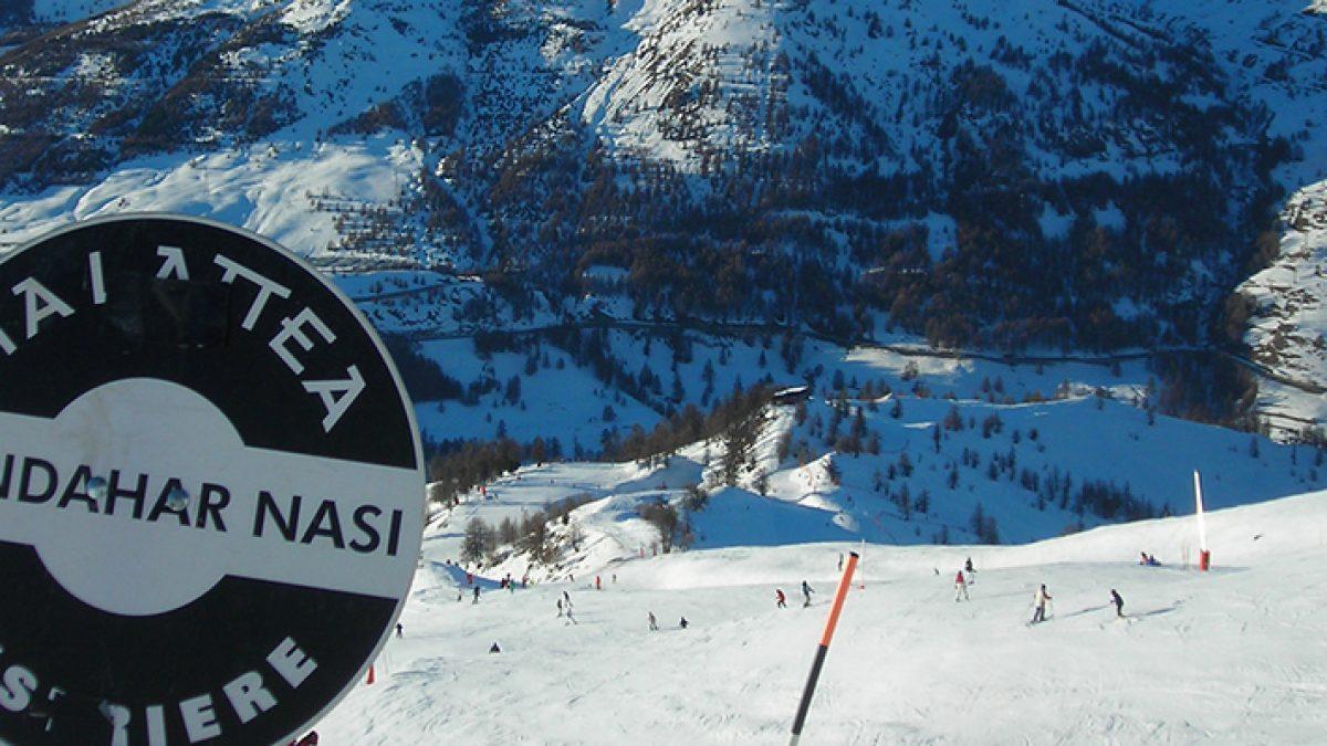 I giganti dello sci
