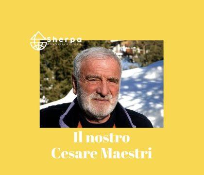 Cesare Maestri – True Faces