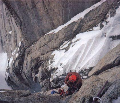 Cerro Torre – 07: Tom Dauer